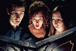 3 lecteurs, un livre