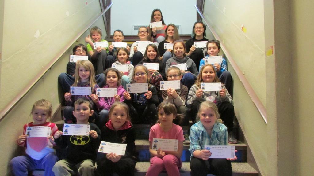 Gagnants certificat Richelieu