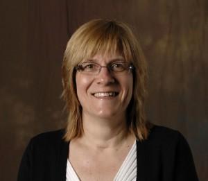 Nicole Lang, historienne à l'UMCE venue présenter les écoles du passé.