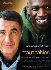 Article critique ' Intouchables' – le film