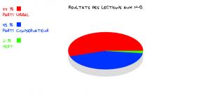 Résultats des élections aux N-B
