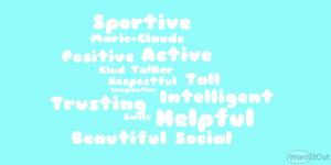 My personality traits