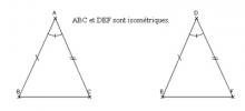 angle isométrique