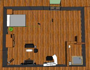 My Dream Bedroom!!!!