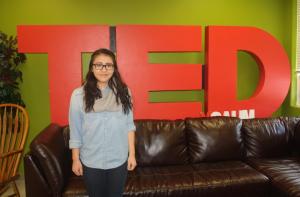 Amy Kim Soucy (grade 8)