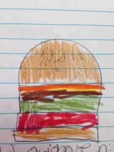 Hamburger santé