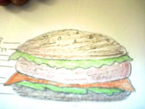 Mon santéburger