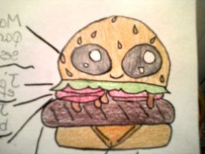 Burger EXTRÈME SANTÉ!!
