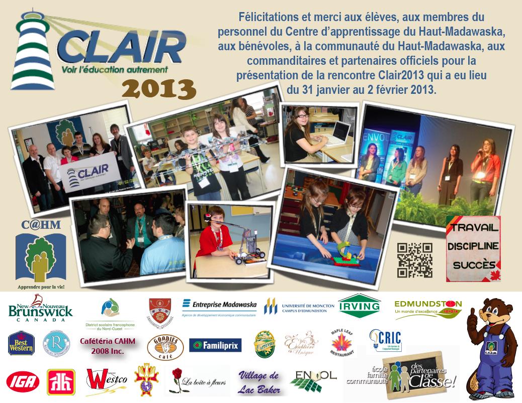 MerciClair2013